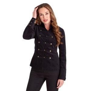 Veste tailleur femme en velours