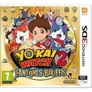 YO‐KAI WATCH 2 : Fantômes Bouffis 3DS NINTENDO