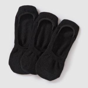 Socquettes invisibles lot de 3 paires R Edition