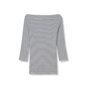 Breton Stripe T-Shirt with Three-Quarter Length Sleeves ESPRIT