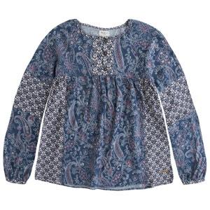 Bluza w kwiatowe wzory 8-16 lat PEPE JEANS