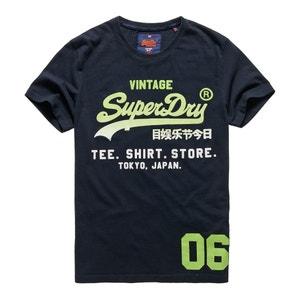 T-shirt de mangas curtas Shirt Shop Fade SUPERDRY