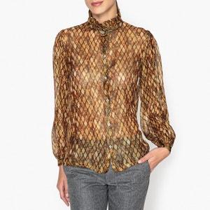 Césarine Ruffle Collar Shirt SOEUR