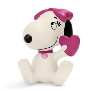 Figurine Snoopy : Belle avec coeur SCHLEICH