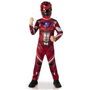 Déguisement Classique Power Rangers Rouge Movie  - Taille S - RUBI-630710S RUBIE'S