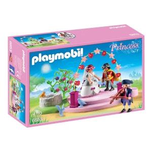 Playmobil 6853 Princess : Couple princier masqué PLAYMOBIL