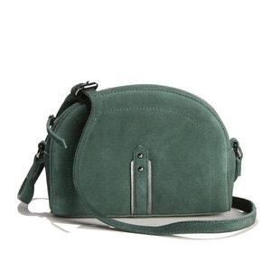 Alix Leather Round Bag PETITE MENDIGOTE