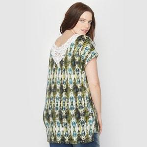 Camiseta con pasamanería en la espalda TAILLISSIME