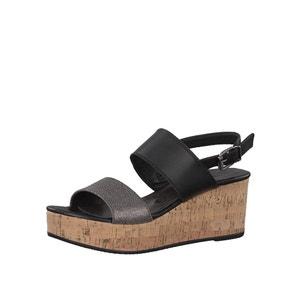 Sandales talon compensé 28012-38 TAMARIS