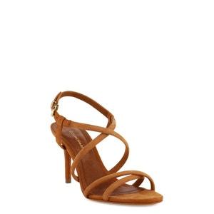 Sandalias de piel con Adalina COSMOPARIS