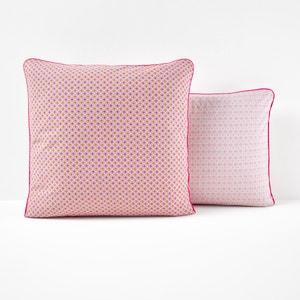 Lioubia Printed Single Pillowcase La Redoute Interieurs