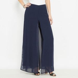 Pantalon à pans ANNE WEYBURN