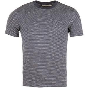 Gestreept T-shirt in katoen GELINGE CELIO
