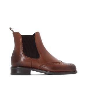 Leren boots JONAK