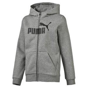 Sweat zippé à capuche 8-16 ans PUMA