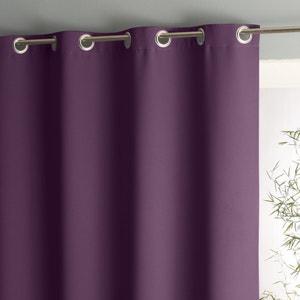 Voda Double-Sided Blackout Single Curtain La Redoute Interieurs