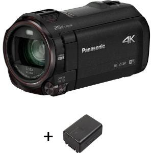 Camescope PANASONIC HC-VX980 Pack 2ème batterie PANASONIC