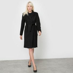 Lange jas met ceintuur EUGENE SUNCOO