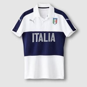 Polo de mangas curtas ITALIA PUMA