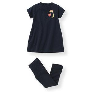 Conjunto de túnica y pantalón 3-12 años R édition