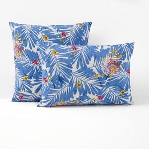 Alazeia Printed Single Pillowcase La Redoute Interieurs