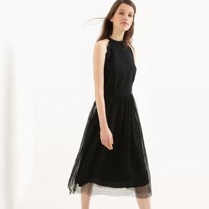 Scalloped Midi Tutu Dress MADEMOISELLE R