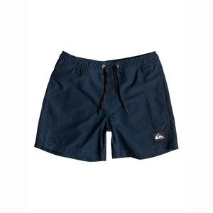 Shorts da bagno logo ricamato, 8 - 16 anni QUIKSILVER