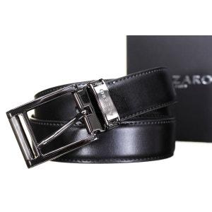 Ceinture Azzaro 21044 Reversible Noir/Marron AZZARO