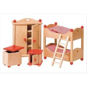 Chambre d'enfants Goki maison poupées GOKI