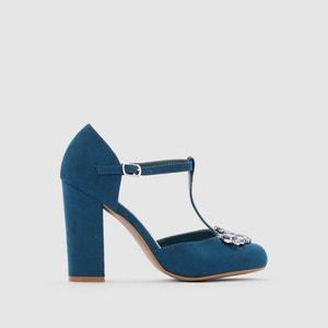 Zapatos salomé con detalle de joya MADEMOISELLE R