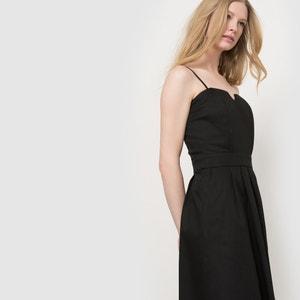 Vestido-corpiño La Redoute Collections