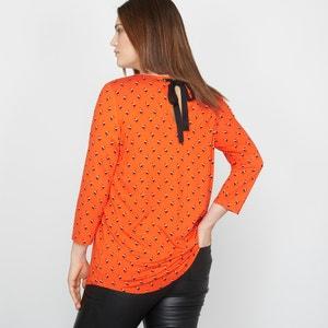 Bedrukt T-shirt, 3 prints CASTALUNA