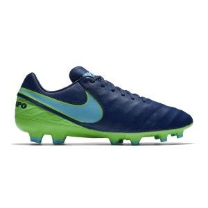 Chaussures football Nike Tiempo Mystic V FG Bleu NIKE