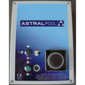 Coffret électrique pour filtration Piscine ASTRAL