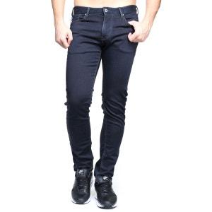 Jeans coupe ajustée avec logo ARMANI JEANS