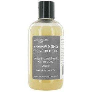 Shampooing Volumateur, Tonifiant Cheveux Mous 500ml. SERGE D'ESTEL