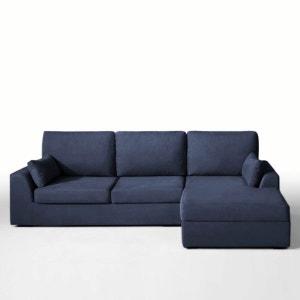 Canapé d'angle Madison, Bultex coton lin La Redoute Interieurs