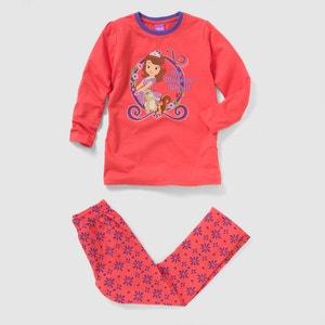Pijama em jersey PRINCESA SOFIA, 2 - 10 anos PRINCESSE SOFIA