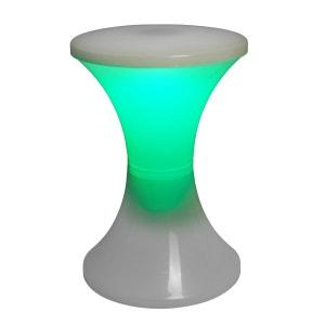 Tabouret lumineux design d?extérieur Tam Light  EDITION STAMP