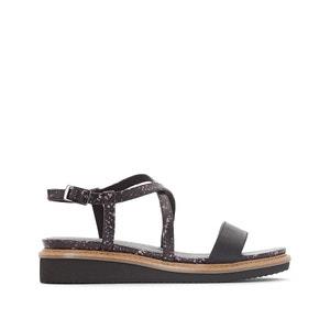 Sandały skórzane 28206-28 TAMARIS