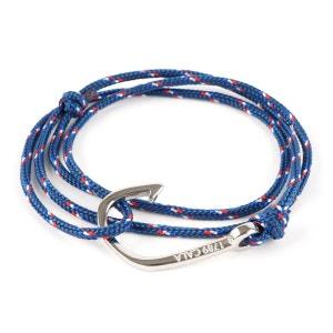 Bracelet Hameçon Bleu Marine 1789 CALA