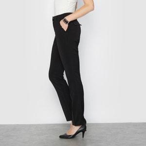 Pantalón de crepé ANNE WEYBURN