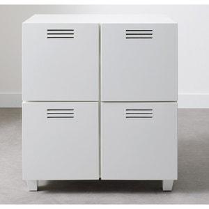 Hiba 4-Door Cabinet La Redoute Interieurs