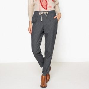 Pantalon avec lien à la taille VAEL BELLEROSE