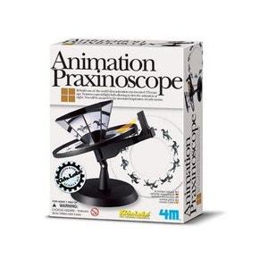 Caroussel d'animation praxinoscope 4M - KIDZ LABS