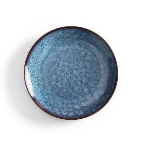 Assiette plates terre cuite, Pesgira (x4) AM.PM