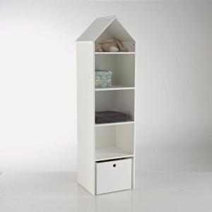 Étagère de rangement haute + tiroir, Selisa La Redoute Interieurs