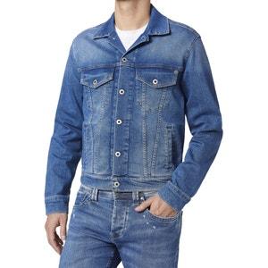 Jeansvest Pinner