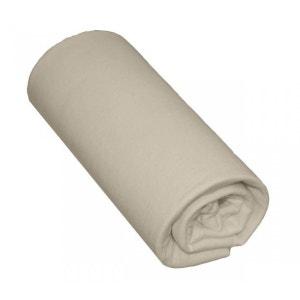 Drap Housse Bébé 100% Coton Seigle - Bonnet 15 cm TERRE DE NUIT