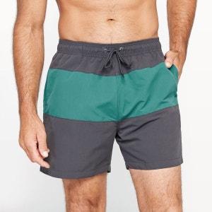 Boxer short de bain bicolore CASTALUNA FOR MEN